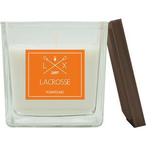 Свеча ароматическая в стекле Ambientair Грейпфрут 8*8 см
