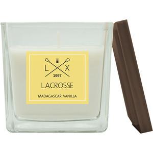 Свеча ароматическая в стекле Ambientair Мадагаскарская ваниль 8*8 см
