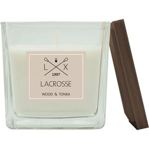 Свеча ароматическая в стекле Ambientair Дерево & Тонка 8*8 см