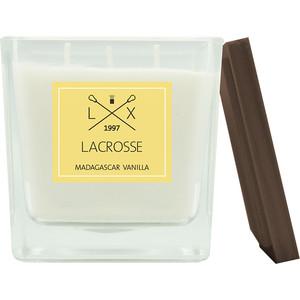 Свеча ароматическая в стекле Ambientair Мадагаскарская ваниль 10*10 см
