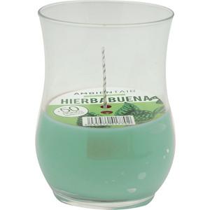 Свеча ароматическая ветроустойчивая Ambientair Мята garden 50 ч