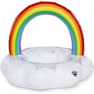 Круг надувной BigMouth Rainbow cloud