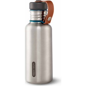 Фляга Black+Blum Water bottle 500 мл сталь - бирюза
