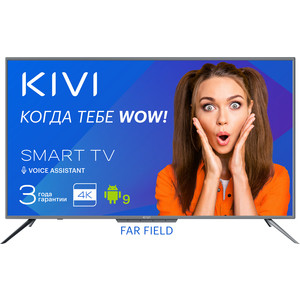 LED Телевизор Kivi 43U700GR