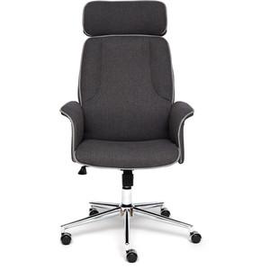 Кресло TetChair Charm ткань серый/серый F68/C27