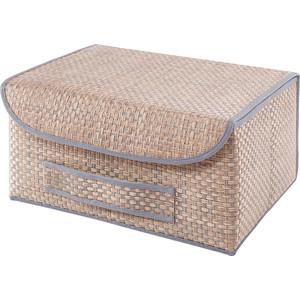 Коробка для хранения с крышкой Casy Home Bo-021 синяя