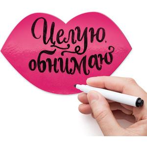 Магнит для записей Melompo губы