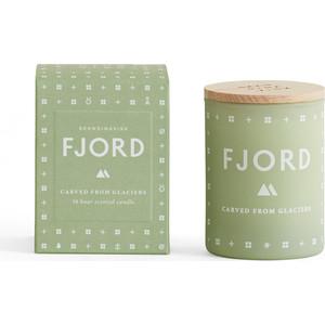 Свеча ароматическая SKANDINAVISK Fjord с крышкой 55 г