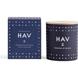 Свеча ароматическая SKANDINAVISK Hav с крышкой 190 г