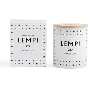 Свеча ароматическая SKANDINAVISK Lempi с крышкой 190 г