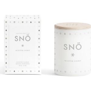 Свеча ароматическая SKANDINAVISK SNO с крышкой 60 г