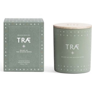 Свеча ароматическая SKANDINAVISK Trae с крышкой 200 г цена