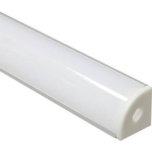 Профиль алюминиевый угловой круглый Feron CAB280 10299