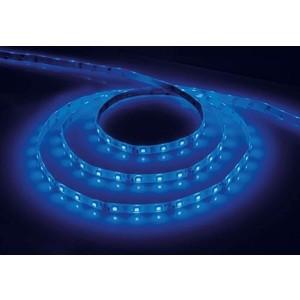 Светодиодная влагозащищенная лента Feron LS604 27677 4,8W/m 60LED/m 2835SMD синий 5M gangxun синий m