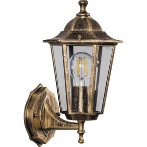 Уличный настенный светильник Feron 6101 11125 цена 2017