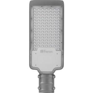 Уличный светодиодный консольный светильник Feron SP2918 32573