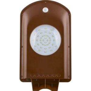 Уличный светодиодный консольный светильник на солнечной батарее Feron SP2331 32025