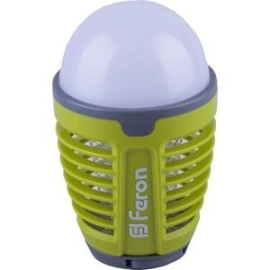 Кемпинговый антимоскитный светодиодный фонарь Feron TL850 аккумуляторный 155х90 32874