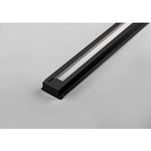 Шинопровод однофазный Feron CAB1003 2м черный 10341