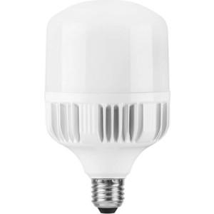 Лампа светодиодная Feron LB-65 25537 E27-E40 30W 6400K Цилиндр Матовая