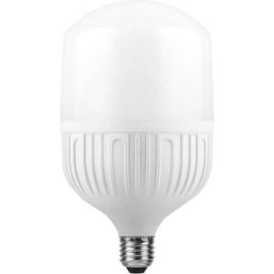Лампа светодиодная Feron LB-65 25538 E27-E40 40W 6400K Цилиндр Матовая