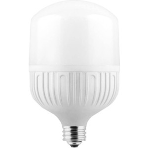 Лампа светодиодная Feron LB-65 25539 E27-E40 50W 6400K Цилиндр Матовая