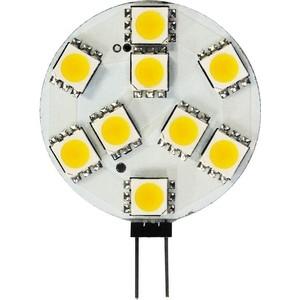 Лампа светодиодная Feron LB-16 25093 G4 3W 4000K Таблетка Матовая