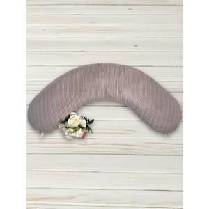 Подушка для беременных AmaroBaby Exclusive Original Collection 170х25 (Косичка)