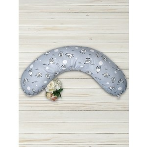 Подушка для беременных AmaroBaby Exclusive Soft Collection 170х25 (101 Барашек)