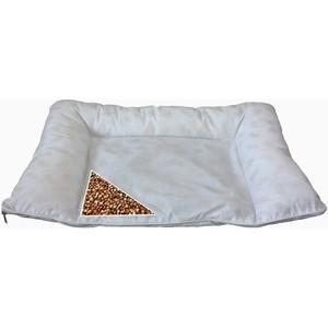 Подушка детская AmaroBaby Nature с лузгой гречихи