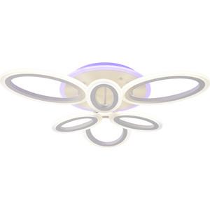 Светодиодная люстра Profit Light 1608/3+3 WHT RGB
