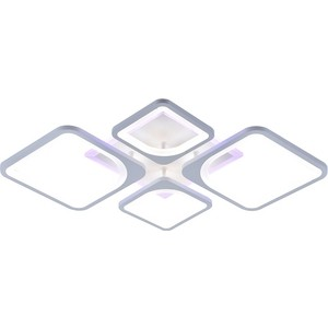 Светодиодная люстра Profit Light 1537/2+2 WHT RGB