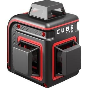 цена на Построитель лазерных плоскостей ADA Cube 3-360 Basic Edition