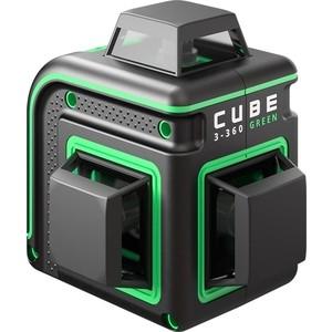 цена на Построитель лазерных плоскостей ADA Cube 3-360 Green Basic Edition