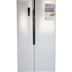 лучшая цена Холодильник LERAN SBS 300 W NF