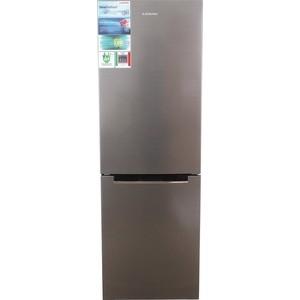 лучшая цена Холодильник LERAN CBF 203 IX NF