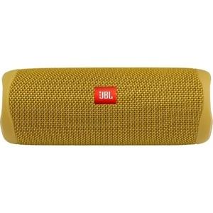Портативная колонка JBL Flip 5 yellow