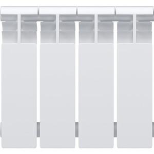 Радиатор Oasis алюминиевый 350/80 4 секции (4670004374825)