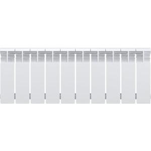 Радиатор Oasis алюминиевый 350/80 10 секции (4670004374856)