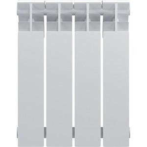 Радиатор алюминиевый Oasis AL 500/80 4 секции (4670004371299) стоимость
