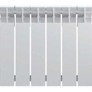 Радиатор алюминиевый Oasis AL 500/80 6 секции (4670004371305) фото
