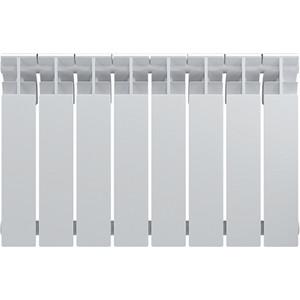 Радиатор алюминиевый Oasis AL 500/80 8 секции (4670004371312) стоимость