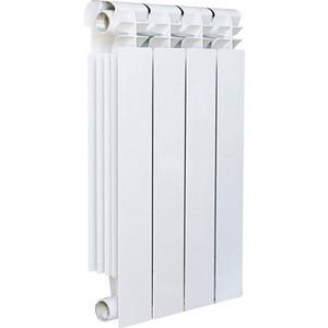 Радиатор алюминиевый Oasis AL 500/96 4 секции (4670004370063) стоимость