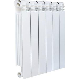 Радиатор алюминиевый Oasis AL 500/96 6 секции (4670004370773) стоимость