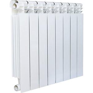 Радиатор алюминиевый Oasis AL 500/96 8 секции (4670004370070) стоимость