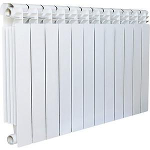 Радиатор алюминиевый Oasis AL 500/96 12 секции (4670004370094)