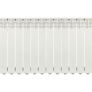 Радиатор алюминиевый Oasis AL 500/70 12 секции (4670004376287) фото