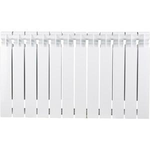 Радиатор биметаллический Halsen BS 500/100 12 секции (4670004379233)