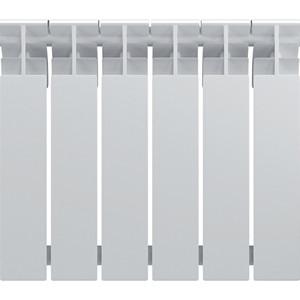 Радиатор биметаллический Oasis BM 500/80 6 секции (4670004370940) oasis vg 80 l
