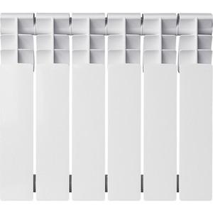 Радиатор биметаллический Oasis BM 350/80 6 секции (4670004376157) oasis vg 80 l